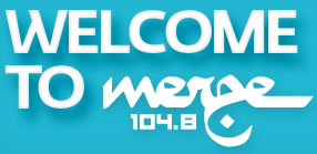 Welcome to Merge 104.8 Radio