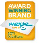 Merge 104.8 scoops top Gulf marketing awards